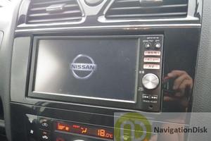 Nissan MP111A Memory Navigation Unlock SD Map card