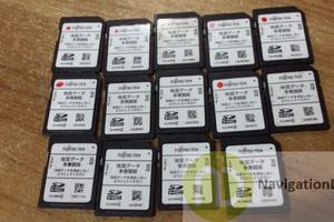 ECLIPSE AVN Z03i Navigation SD Map card and ESN unlock