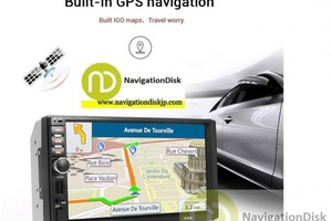 Japanese Car Replace Android Navigation