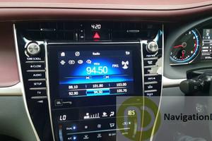 Toyota Lexus Harrier | Corolla Map SD Card (2014~2020)