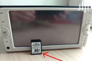 Toyota NSCP W62 Unlock SD card