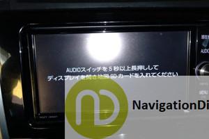 Toyota NSZT W66T Original card| NSZT W66T ERC Unlock solution