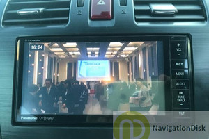 Panasonic Strada CN-R300   CN-S310D Navigation Unlock using SD Card   Subaru Impreza – WRX Radio SD card