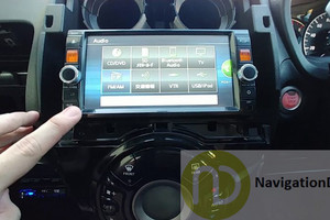 Nissan MP314 – MP315 SD Card to unlock Car Radio
