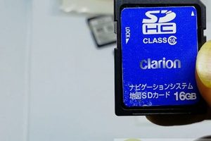 clarion nx609 navigation Unlock code and SD Card