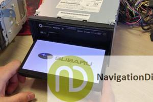Panasonic Navigation CNMW R300 English SD Map Card to unlock radio