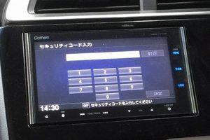 Honda Radio Gather VXM 155 VSi Unlock Code and SD | Honda radio code japan