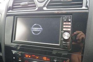 Nissan Deck MM517D Genuine SD Map Card
