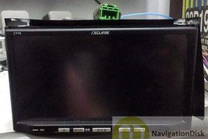Eclipse AVN C9TB SD (Mazda)and ESN unlock code