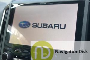 Panasonic CN LR820D SD map Card | Subaru WRX Radio SD Map Card